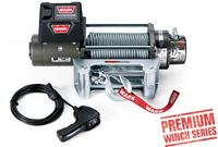 Picture of WARN 9000LB (4100KG) 12V WINCH WITH ST CABLE