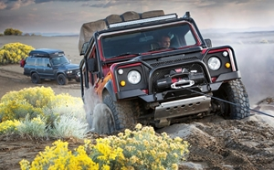 WARN Winch Tug of War: Wrangler vs. Defender
