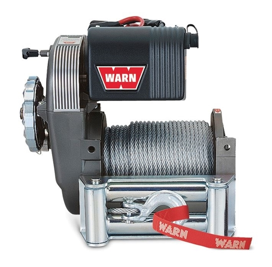 Picture of WARN 8000LB (3600KG) 24V WINCH WITH ST CABLE