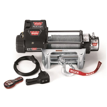 Picture of WARN 9500LB (4300KG) 12V PERFORMANCE WINCH WITH ST CABLE