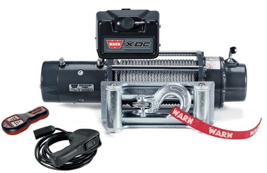 Picture of WARN 9500LB (4300KG) 12V WINCH WITH THERMOMETRIC & ST CABLE