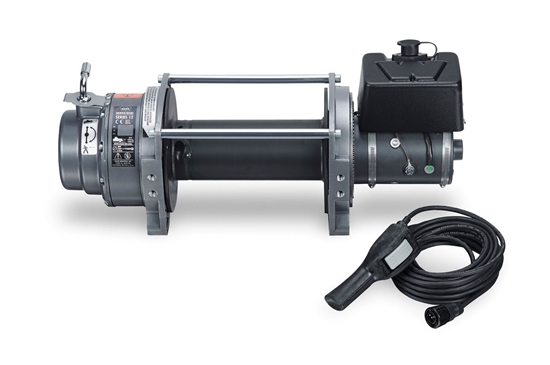 Picture of WARN INDUSTRIAL 12000LB (5400KG) 12V WINCH