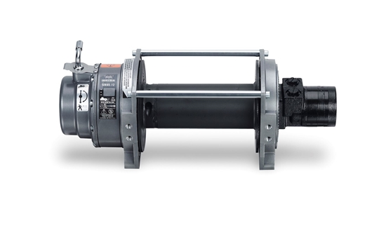 Picture of WARN INDUSTRIAL 12000LB (5400KG) HYDRAULIC WINCH