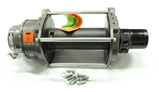 Picture of WARN INDUSTRIAL 15000LB (5800KG) HYDRAULIC WINCH