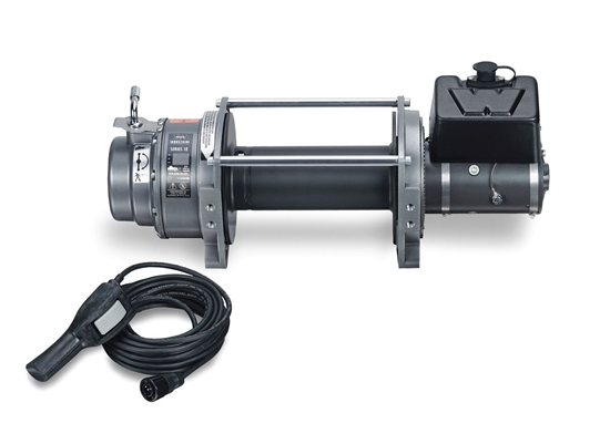 Picture of WARN INDUSTRIAL 18000LB (8100KG) 24V WINCH