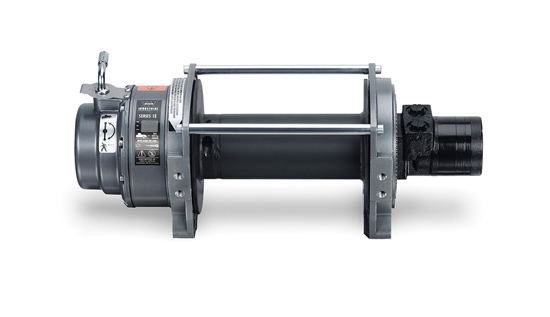 Picture of WARN INDUSTRIAL 18000LB (8100KG) HYDRAULIC WINCH