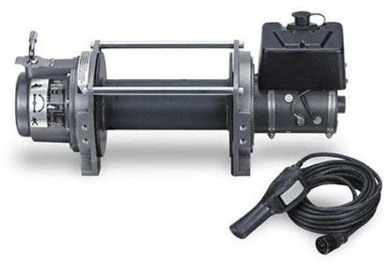 Picture of WARN INDUSTRIAL WINCH 9000LB (4090KG) 12V