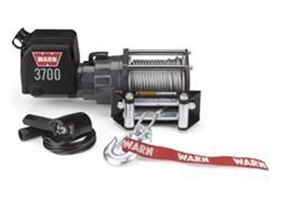 Picture of WARN LIGHT DUTY 3700LB (1300KG) 12V INDUSTRIAL WINCH