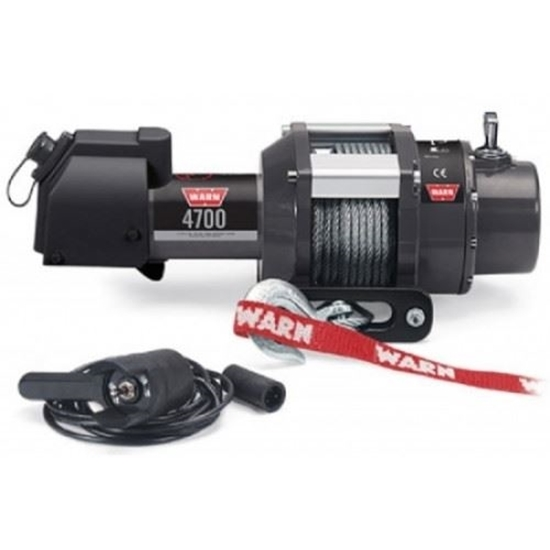 Picture of WARN LIGHT DUTY 4700LB (2100KG) 12V INDUSTRIAL WINCH