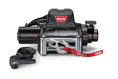 Picture of WARN TABOR 8000LB (3600KG) 12V WINCH WITH ST CABLE