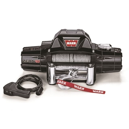 Picture of WARN ZEON 10000LB (4500KG) 12V WINCH WITH ST CABLE
