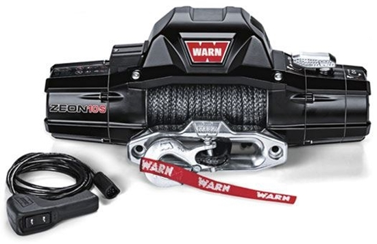 Picture of WARN ZEON 10000LB (4500KG) 12V WINCH WITH SYNTHETIC CABLE