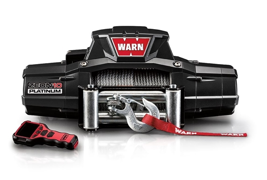 Picture of WARN ZEON PLATINUM 10000LB (4500KG) 12V WINCH WITH ST CABLE
