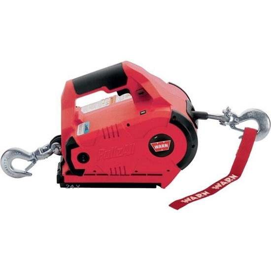 Picture of WINCH PULZALL 24V PORTABLEWINCH PULZALL 24V PORTABLE