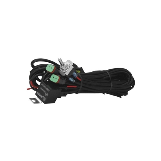 Picture of 12V UNIVERSAL WIRING HARNESS FOR 2 LIGHTS