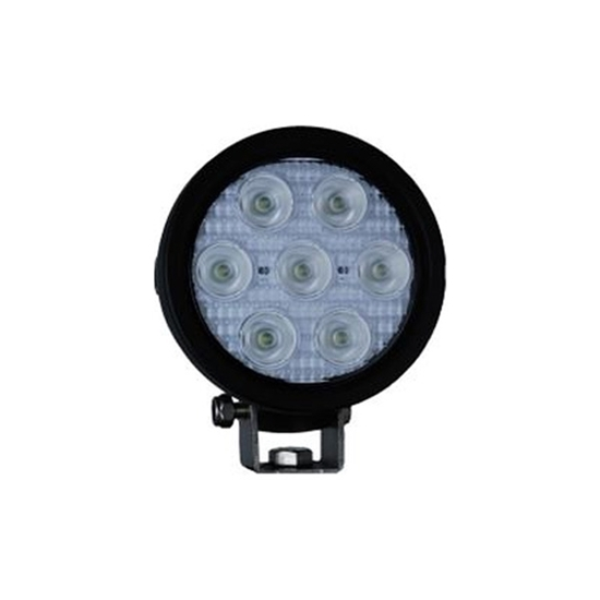 """Picture of 4"""" ROUND UTILITY LAMP 7.5W"""