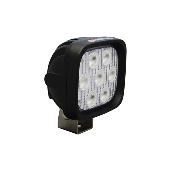 """Picture of 4"""" SQUARE UTILITY LIGHTS 40 DEGREE BEAM"""