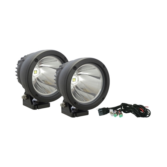 "Picture of CANNON KIT 4.5"" SINGLE LED 10 DEGREES 25 WATT - 2 LIGHTS"