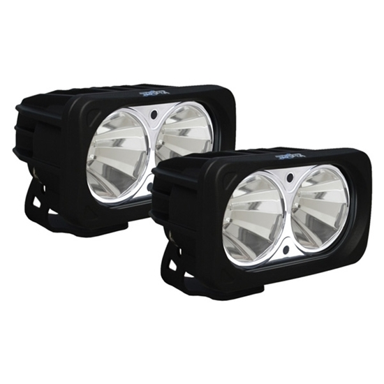 Picture of OPTIMUS DUAL 2 X 10 WATT LED 60 DEGREE- 2 LIGHTS