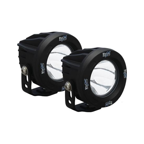 Picture of OPTIMUS ROUND 1 X 10 WATT LED 10 DEGREE - 2 LIGHTS