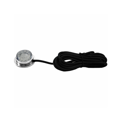 Picture of UNIVERSAL BILLET SINGLE LED POD WHITE