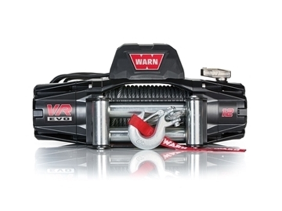 Picture of WARN VR EVO 12 103254 - Steel Rope