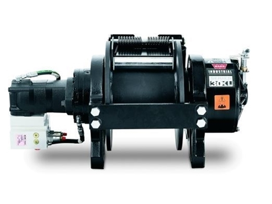 Picture of WARN INDUSTRIAL 20000LB (9000KG) HYDRAULIC WINCH