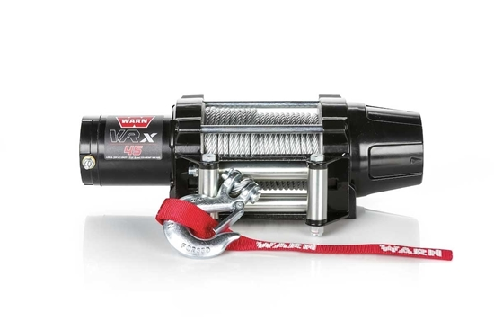 Picture of WARN VRX POWERSPORTS 4500LB (2041KG) 12V ATV WINCH WITH STEEL CABLE