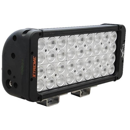 """Picture of 11"""" 36 X 5 WATT DOUBLE STACK LED LIGHT BAR 10 DEGREES"""
